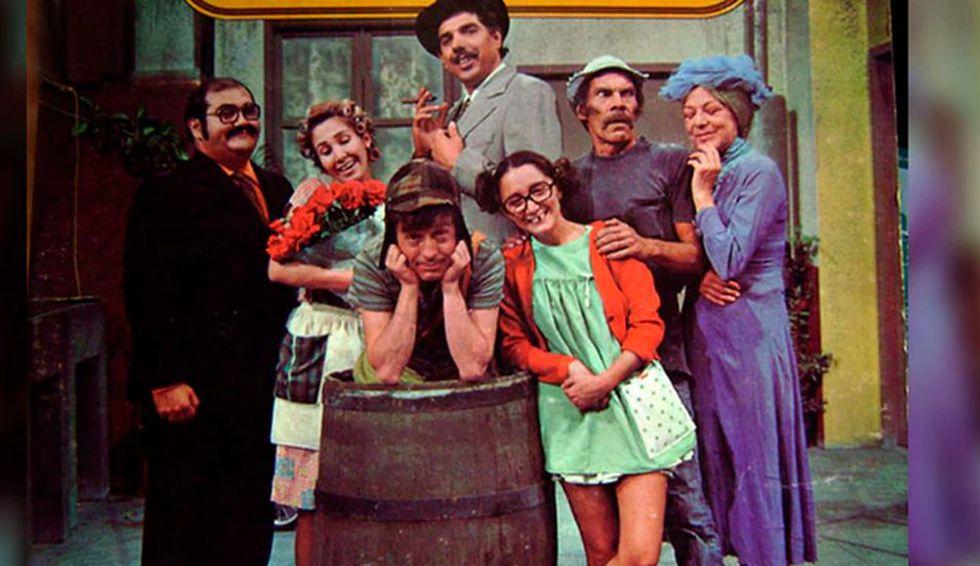 El Chavo del 8 es una serie de televisión cómica mexicana creada y protagonizada por Roberto Gómez Bolaños, producida por Televisión Independiente de México (más tarde, Televisa). (Foto: Televisa)