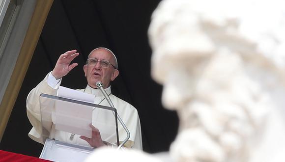 """""""Lo importante no es dónde se celebrará la misa papal, sino lo que Francisco vendrá a decirnos"""". (Foto: Reuters)"""