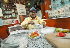 Don Pedro Solari, el cebichero mayor, falleció a los 99 años