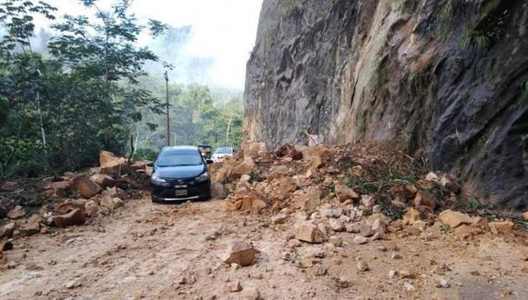 Ejecutivo amplía emergencia por 60 días en la provincia del Alto Amazonas y varios distritos de las regiones de Loreto, San Martín y Cajamarca. (Foto:@geovanniacate)