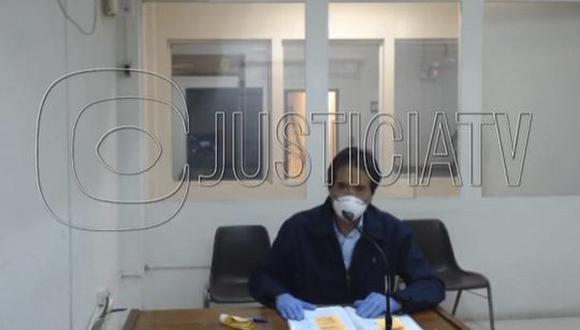 Fiscalía solicitó 36 meses de impedimento de salida del país contra Jaime Yoshiyama.