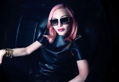 Madonna deja de lado su rubia cabellera y sorprende con radical cambio de look
