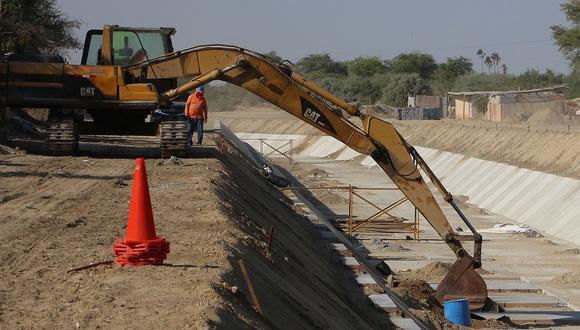 Reconstrucción con Cambios, una de las obras públicas que se realizará mediante el convenio Gobierno a Gobierno. (Foto: GEC)