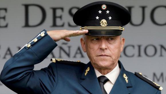 Fiscalía de México no procesará por narcotráfico a exministro Salvador Cienfuegos. (Reuters).
