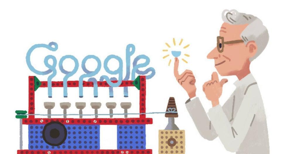 Google rinde homenaje a Otto Wichterle, el creador de los lentes de contacto   Doodle NNDC   TECNOLOGIA   EL COMERCIO PERÚ