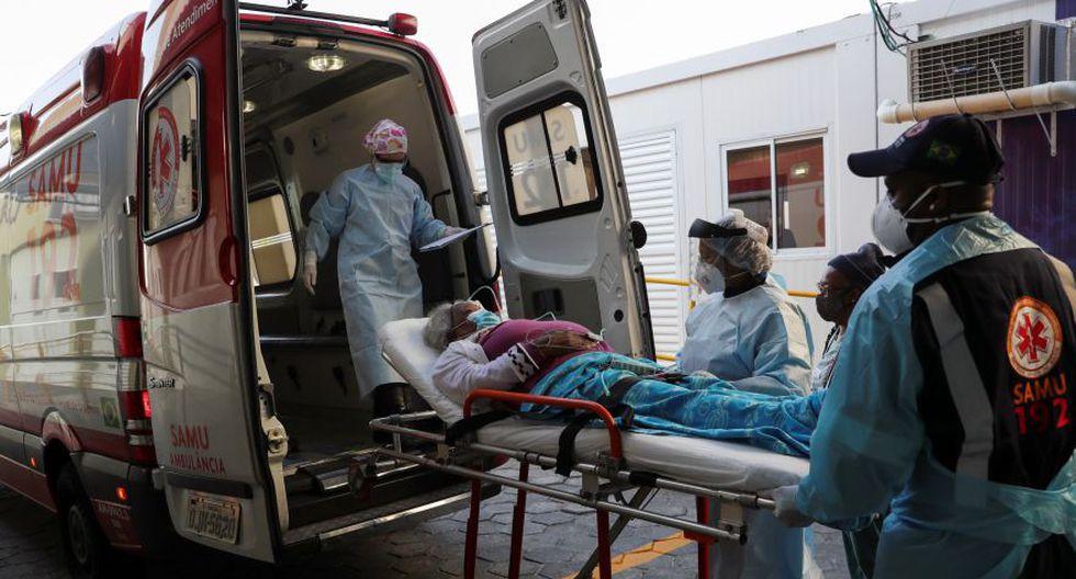Coronavirus en Brasil   Ultimas noticias   Último minuto: reporte de infectados y muertos viernes 3 de julio del 2020   Covid-19  (Foto: REUTERS/Amanda Perobelli).
