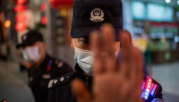 China está a la cola del ránking mundial sobre libertad de prensa de Reporteros Sin Fronteras. (Foto: NICOLAS ASFOURI / AFP).