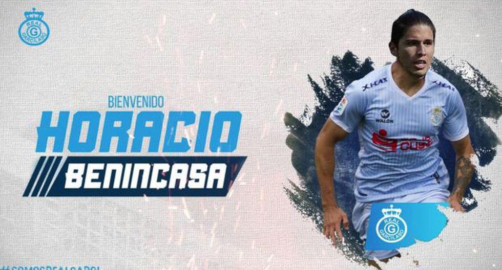 Benincasa disputó cuatro temporada con la camiseta de Universitario de Deportes antes de su arribo a Real Garcilaso, donde será dirigido por Héctor Tapia. (Foto: Real Garcilaso)