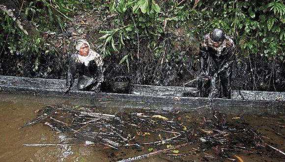 Petro-Perú ejecuta plan ante nuevo derrame de crudo en Loreto