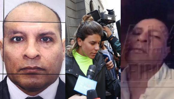Abogado Adolfo Bazán, acusado de tocamientos a modelo Macarena Vélez, difundió lo ocurrido en su cuenta de Instagram. (Captura)