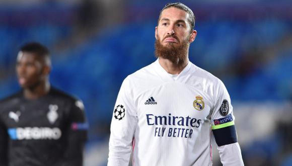 Sergio Ramos dejó el Real Madrid tras 16 temporadas en el club. (Foto: AFP)