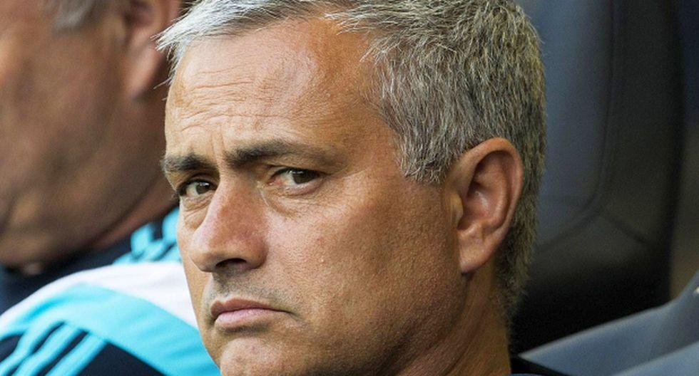 Mourinho explicó por qué no quería a Lukaku en el Chelsea