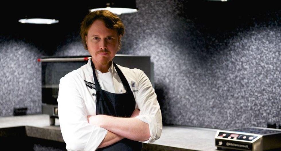 Grant Achatz fue nombrado el mejor chef de EE.UU. en 2008. (Foto: Getty)