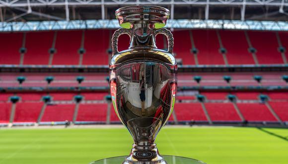 El partido final de la Eurocopa 2021 será en el estadio Wembley. (Foto: Euro 2020)