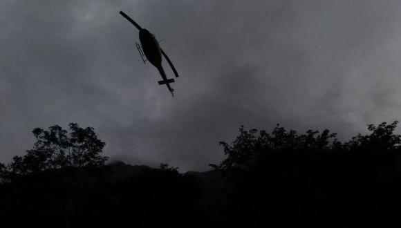 Machu Picchu: reportan sobrevuelo de helicóptero no autorizado