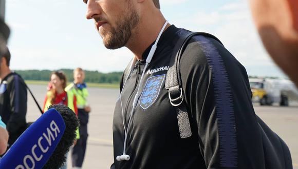 Harry Kane disputará su primera Copa del Mundo con Inglaterra luego de convertirse en la figura máxima del Tottenham en las últimas temporadas. (Foto: AFP)