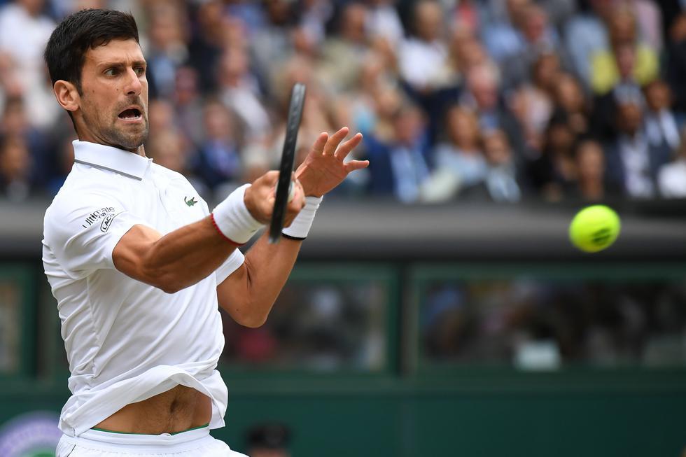 Roger Federer vs. Novak Djokovic: mira las postales de la final de Wimbledon 2019 | Foto: Agencias
