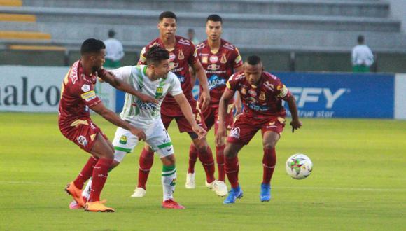 Tolima vs. Bucaramanga EN VIVO: cuándo y donde ver el partido de la Liga BetPlay.