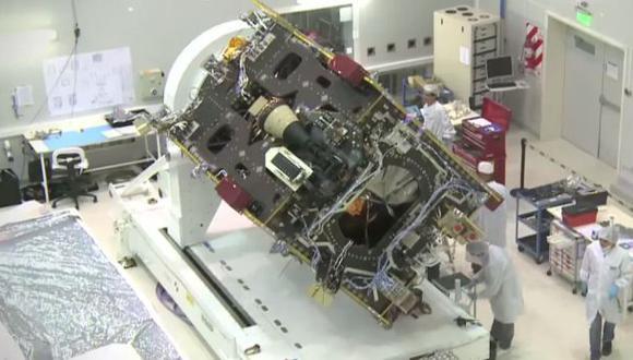 Argentina lanzará su primer satélite fabricado 100% en ese país