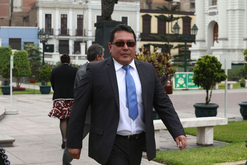 El pleno debía debatir la ampliación del plazo de la Comisión Callao pero su expresidente Percy Alcalá (Fuerza Popular) no insistió para que se debata (Foto: GEC).