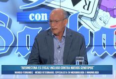 Manolo Fernández: algunas frases controversiales de quien buscan integrar a comisión de caso 'Vacunagate'