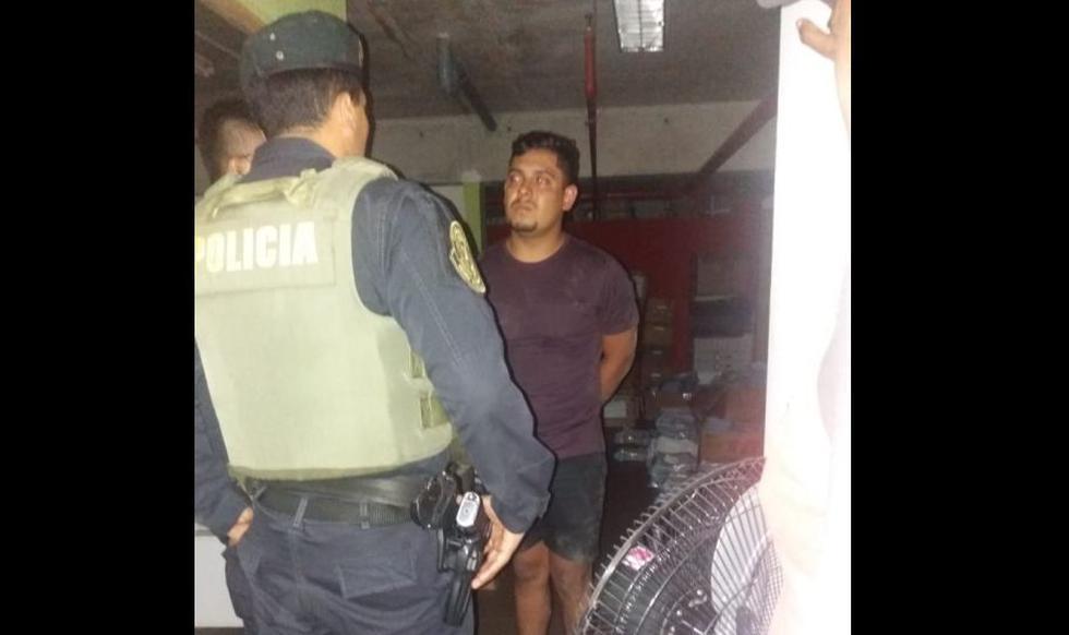 Agentes de la PNP y serenazgo del Callao detienen a delincuentes en frustrado robo en almacén (Fotos: Difusión)