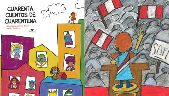 El libro está dirigido a un público infantil y toca temas como el bullying, el cuidado del medioambiente o la igualdad de género. (Foto: Editorial pesopluma y @fauvsto/Instagram)
