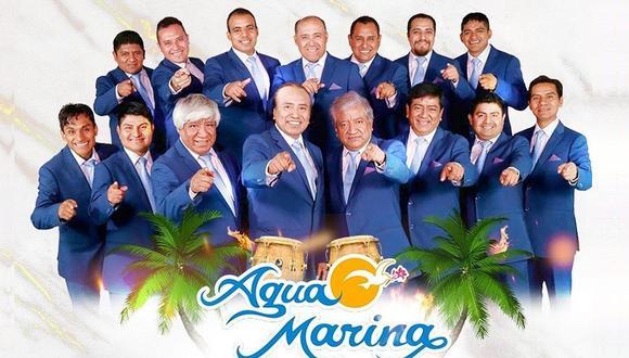 Agua Marina cancela su gira por Europa debido al coronavirus. (Foto: Instagram)