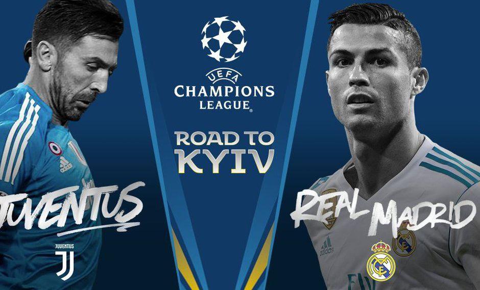 Real Madrid vs. Juventus: el plato fuerte de cuartos de final de la Champions League