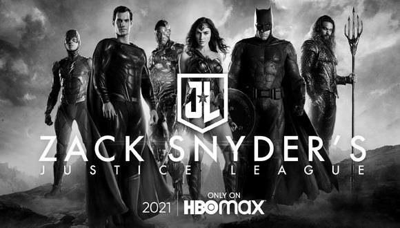 Se filtra el tráiler oficial del Snyder Cut of Justice League antes de su estreno en el DC FanDome. (Foto: HBO Max)