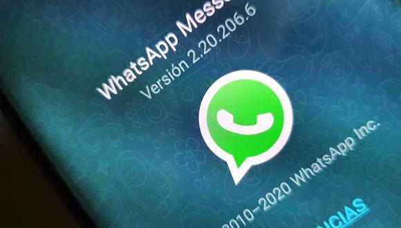 Conoce por qué nunca debes utilizar estos nombres en tus grupos de WhatsApp. (Foto: MAG)
