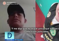 Tacna: policías en actividad conformarían presunta organización de trata de personas