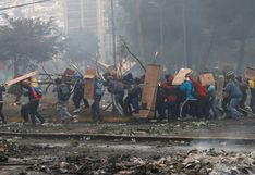 EN VIVO | Ecuador: estallan nuevos choques entre la policía y manifestantes en Quito