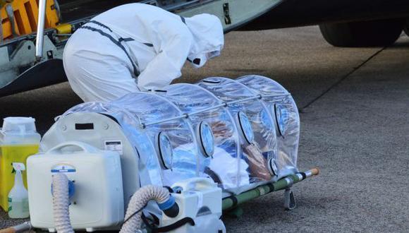 Ébola: comprarán 3 cápsulas para trasladar posibles infectados