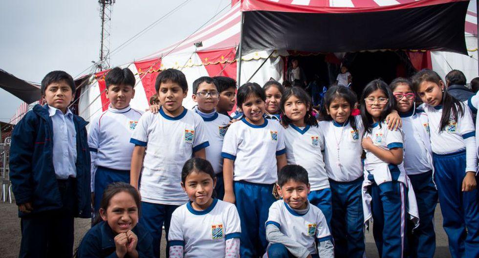 La Tarumba inició la temporada 2018 con una función especial dedicada a su principal motivación: los niños. (Foto: Difusión)