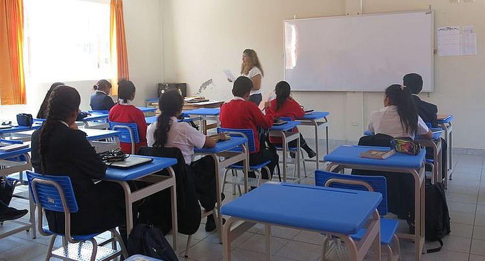 Los resultados de la última prueba PISA, realizada por la OCDE, fueron publicados el pasado martes. El Perú obtuvo promedios de 401, 400 y 404, en lectura, matemáticas y ciencias, respectivamente. (Foto referencial).