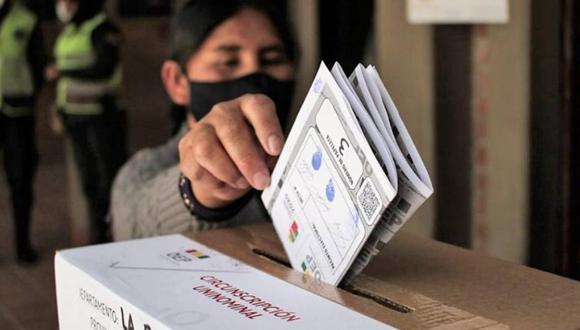 Bolivianos en el extranjero podrán votar en comicios de octubre