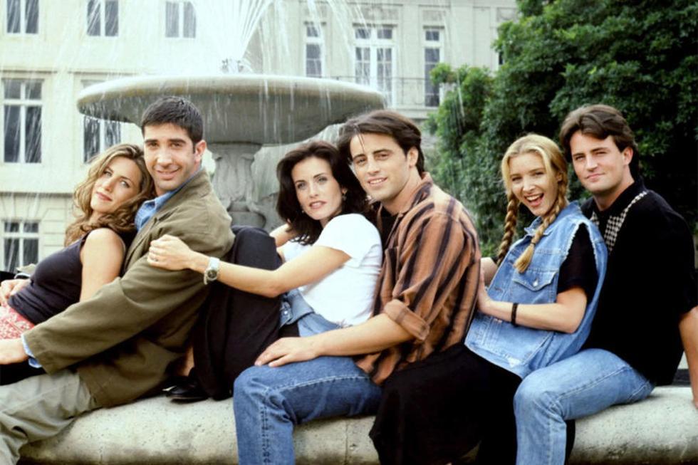 """Todo el elenco de """"Friends"""" se reunirá para un un especial del nuevo servicio de streaming.  (Foto: WB)"""