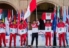 Mundial de Trail: selección peruana quedó entre los primeros diez lugares