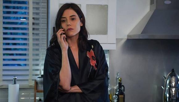 "Cansu Dere da vida a Asya en ""Infiel"". (Foto: Medyapım)"
