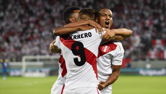 Selección peruana: blanquirroja llegará Hoy a Rusia para disputar el Mundial. (Foto: AFP)