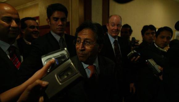 Toledo confirma que planteó candidatura de Pilar Freitas