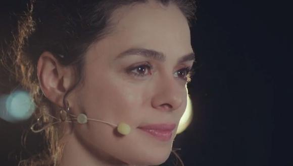 """Özge Özpirinçci es la protagonista de """"Mujer"""", telenovela turca que llega a su fin en España (Foto: Fox Turquía)"""