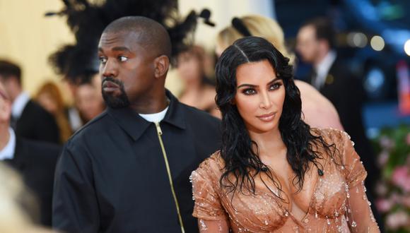 La popular estrella de la televisión llegó con revelador vestido a la ceremonia de MET Gala 2019. (FOTO : AFP)