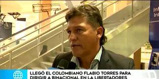 Binacional presenta nuevo técnico a una semana de la Libertadores