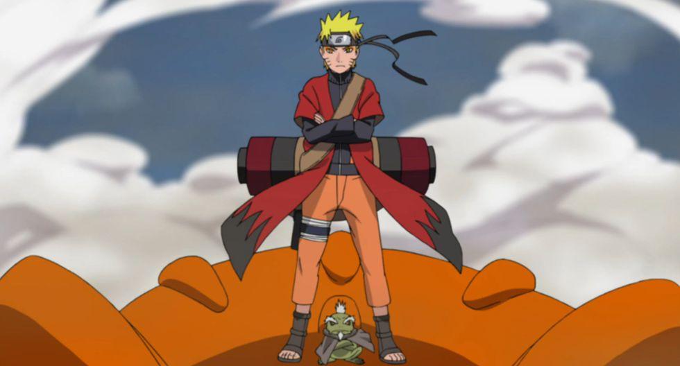 """""""Naruto"""" y su secuela, """"Naruto Shippuden"""", están compuestas por 720 episodios. Aquí se muestran las aventuras de un ninja torpe que busca ganar el respeto de su aldea. Tiene otra secuela, """"Boruto"""", con 50 episodios a la fecha. (Foto: TV Tokyo)"""