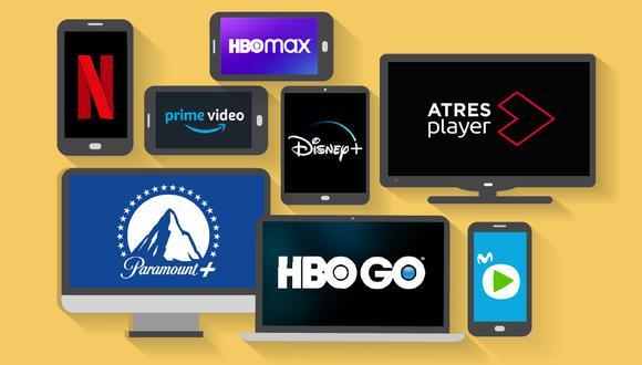 La característica más resaltante para elegir una plataforma entre los usuarios es la calidad de los contenidos originales que ofrecen estos sitios. (Diseño: El Comercio)