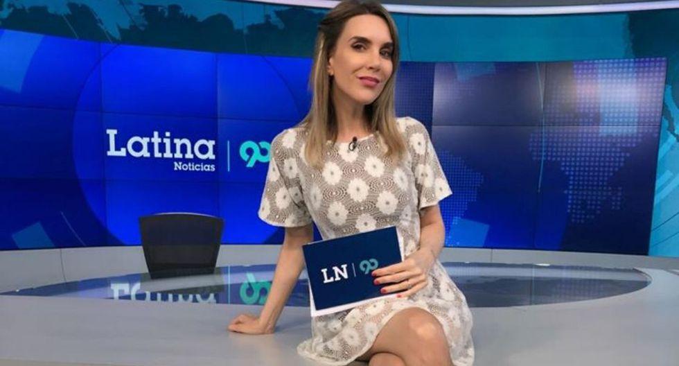 Juliana Oxenford vuelve a referirse a su salida de Latina  (Foto: Instagram)