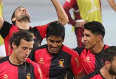 Melgar 'Dominó' a Paranaense y venció 1-0 por Sudamericana