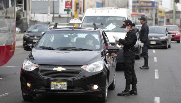 Fiscalía intervino sede policial por presuntos actos de corrupción durante emergencia. (Foto referencial: El Comercio)